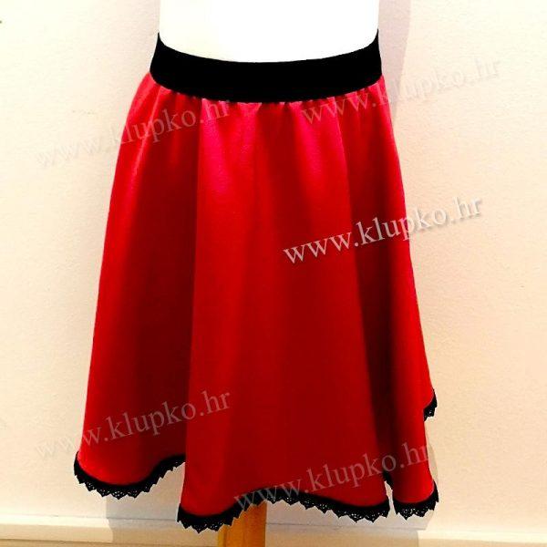 Dječja suknja 09042019-3-1
