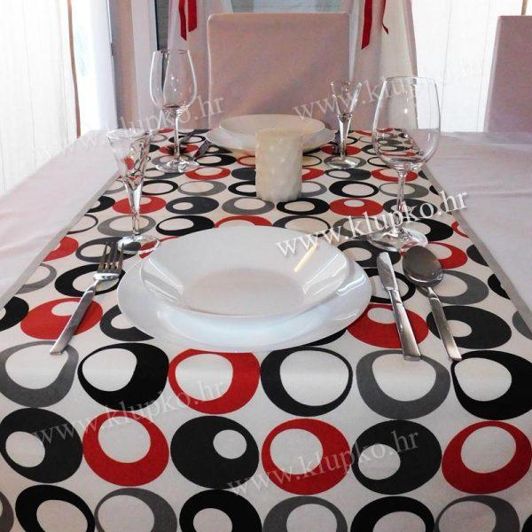 Nadstolnjak za stol dim. 1,70m x 0,50m  art.000417-1-2