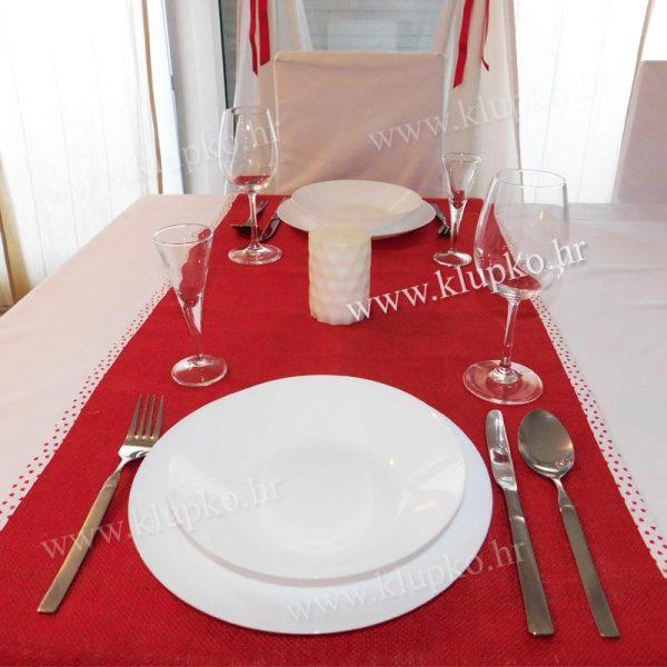 Nadstolnjak za stol dim. 1,70m x 0,50m  art.000412-1-3