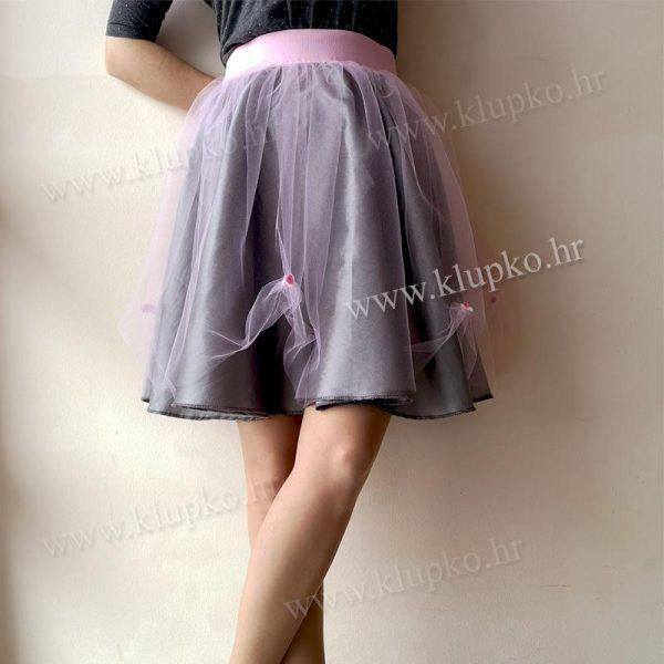 """05052019-1-1 Kratka suknja """"til"""""""